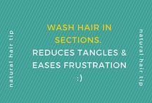 #NaturallyMeTaughtMe Natural Hair Tips
