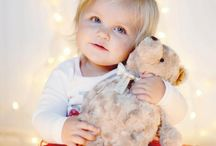 Infant  Christmas Photo ideas
