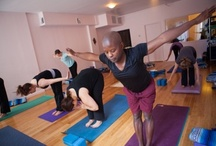 Yoga / by Continuing & Professional Studies (CPS)