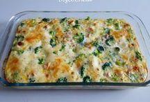 comidas fáciles con verduras.