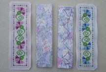 Bookmark--How to finish off