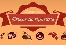 Trucos de Reposteria