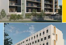 Promoción TOSCANA - Córdoba / Un residencial con magníficas zonas comunes y situado en una de las zonas de expansión de Córdoba, junto al barrio de Santa Rosa. La promoción TOSCANA está pensada para que saques el máximo partido a tu futuro hogar.