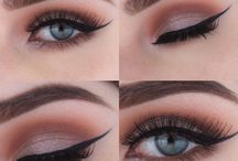 Como pintar ojo claros