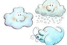 Környezetismeret - Évszakok, időjárás