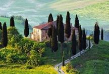 Itt jártam - Toscana