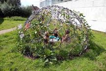 RÉ garden ideas