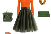 Provocative orange / The #colour is the source of #energy and #beauty! Join this #magic #Saturday!