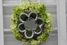 Crafts & Ideas: Wreath, krans