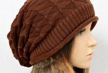 Women's Knit Hat Winter Autumn Hat