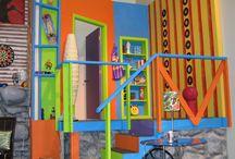 Church -- Kids Stage Design/Decor