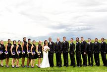 Wedding Party Group Shots