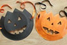 Décoration hallowen