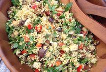 Vegan Flavours Salads