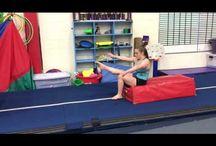 Gymnastic coaching tips