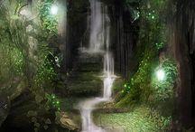 Sitios mágicos