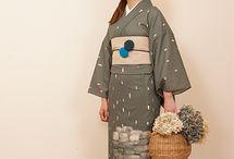 yukata & kimono