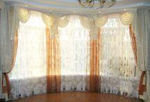 дизайн штор моих клиентов / дизайн от Ольги Самарцевой .текстильное оформление интерьеров