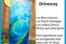 Adult Drinks! / All kinds of adult drinks! #adult #drinks