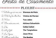 Lista de músicas paracasamento
