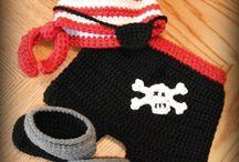 disfraces para bebe a crochet