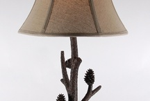 Rustic Table Lamps / by Lamp Store