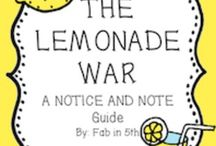 School Goodies-Notice and Notes / by Lisa Nassar