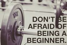 Weightlifting / Because I love this so much, I go weights training at 7am!