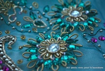 Inspiration: Sequins and Embroidery