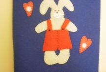 Easter ideas - bunnies, chooks & chicks / Easter crafts with bunnies, chooks & chicks