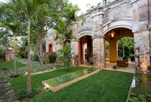 Hacienda Sac Chich / One of Yucatan's finest historic haciendas available for rent as a private home
