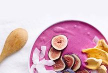 smoothie bowls ..love it!