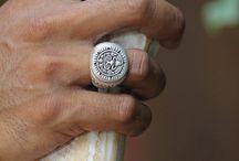 Anelli d'argento