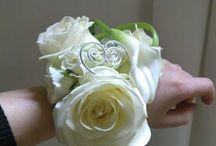 svatební náramky