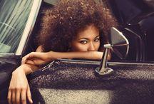 femmes noires portrait