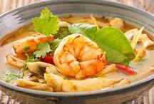 Suppen/Thailändische Suppen