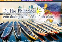 Du hoc Philippines / by Goldenway Education