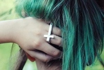 hair. / by Sara Lassich