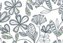 Ideas (Zentangles - Doodles)