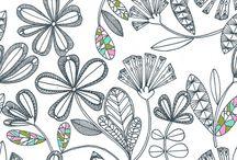 Ideas (Zentangles - Doodles)