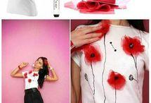 arte em roupas