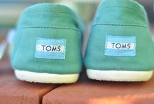 Toms....cheap / by Angela Delozier