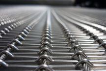 MetalDesign - Prodotti Architettura / Una vasta gamma di reti metalliche per l'architettura