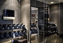Gym SPA design