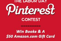 Contest / Win books and a $50 Amazon.com gift card  #contest #free #books / by MindStir Media