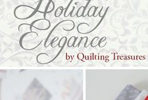 Quilting Treasures / Find your favorite quilting and sewing fabric at Shabby Fabrics!