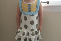 RUFFLES!!!!! / Shorts, shirts, dresses and more!!! Twincessities loves ruffles :)