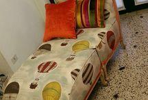 Pitti Palazzo / Furniture sofas chairs