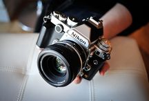 Kameraer / Fotografens vigtigste værktøj - næst efter kreativitet naturligvis.