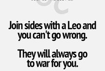 It's A Leo Thing / by Racheal Williams